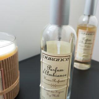 J'ai testé pour vous parfum d'ambiance lait de figue