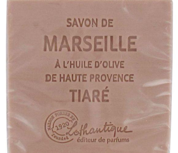 J'ai testé pour vous le savon de Marseille – Tiaré