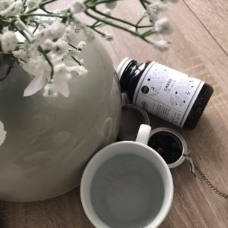 J'ai testé pour vous le thé grennma cassis