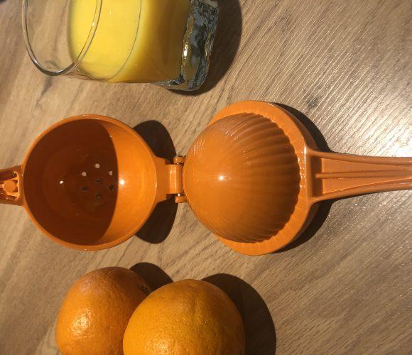 J'ai testé pour vous le presse orange