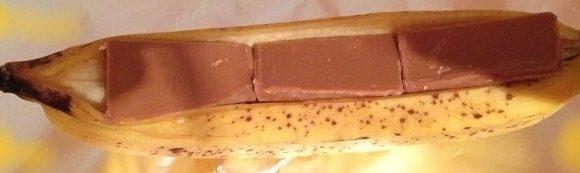 Banane chocolat  recette facile, pas cher, délicieuse
