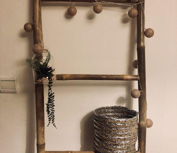 J'ai testé pour vous l'échelle en bamboo