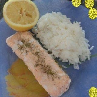 Saumon citron & aneth