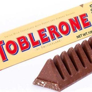 Gâteaux au Toblerone