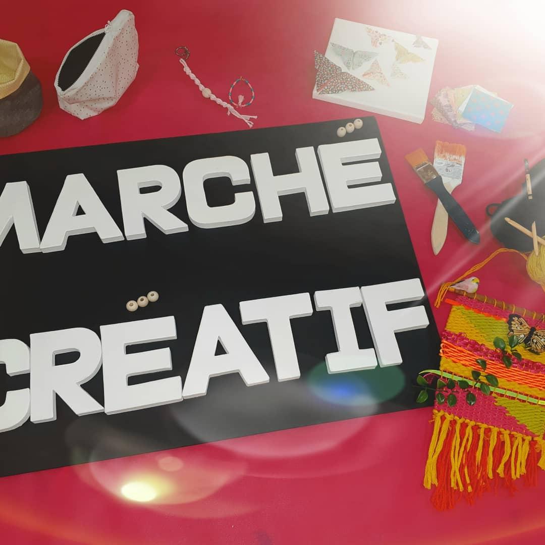 Marché Créatif Zôdio Massy