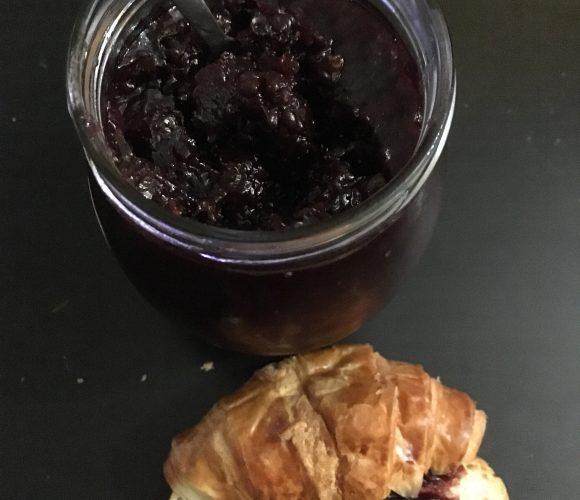 La gelée de mûres, pour Des petits déjeuners du Dimanche au Top !