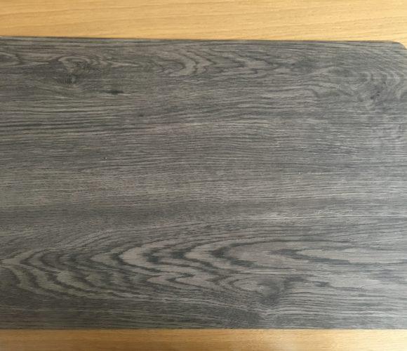J'ai testé pour vous set de table WOOD LOOK (grey)