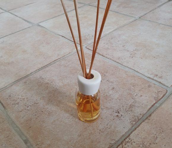 J'ai testé pour vous la recharge bouquet parfumé fleur de monoï de la marque Durance