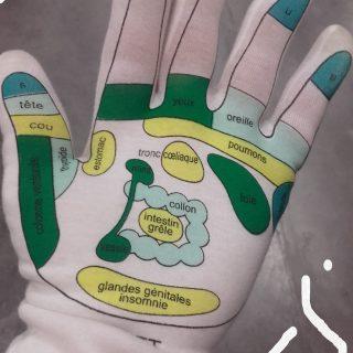 J'ai testé pour vous gants de réflexologie
