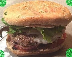 Hamburger Italien