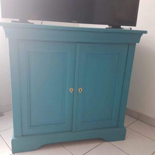 Mon meuble télé s'est fait une beauté