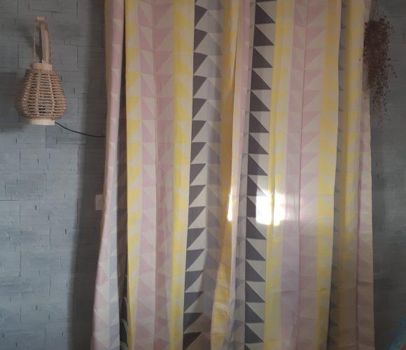 Mes rideaux