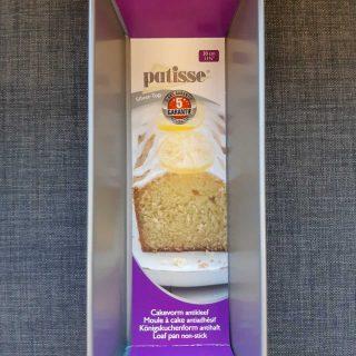 Le moule à cake antiadhésif de chez Patisse