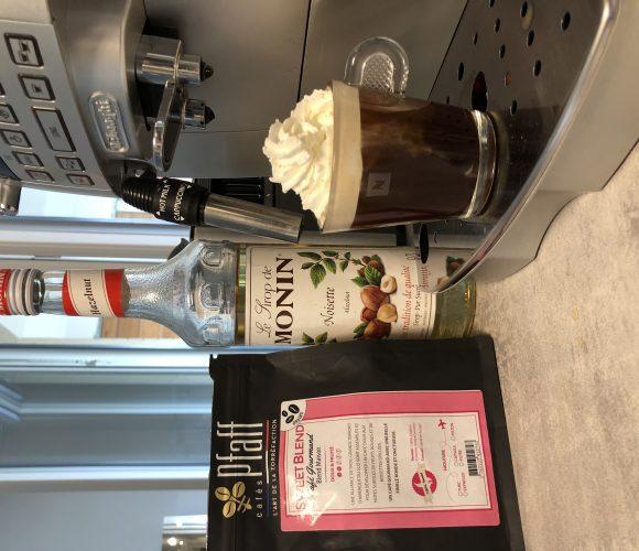 J'ai testé pour vous pFAFF CAFÉ SWEET BLEND CAFÉ GOURMAND