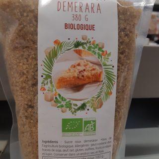 Le sucre Demerara