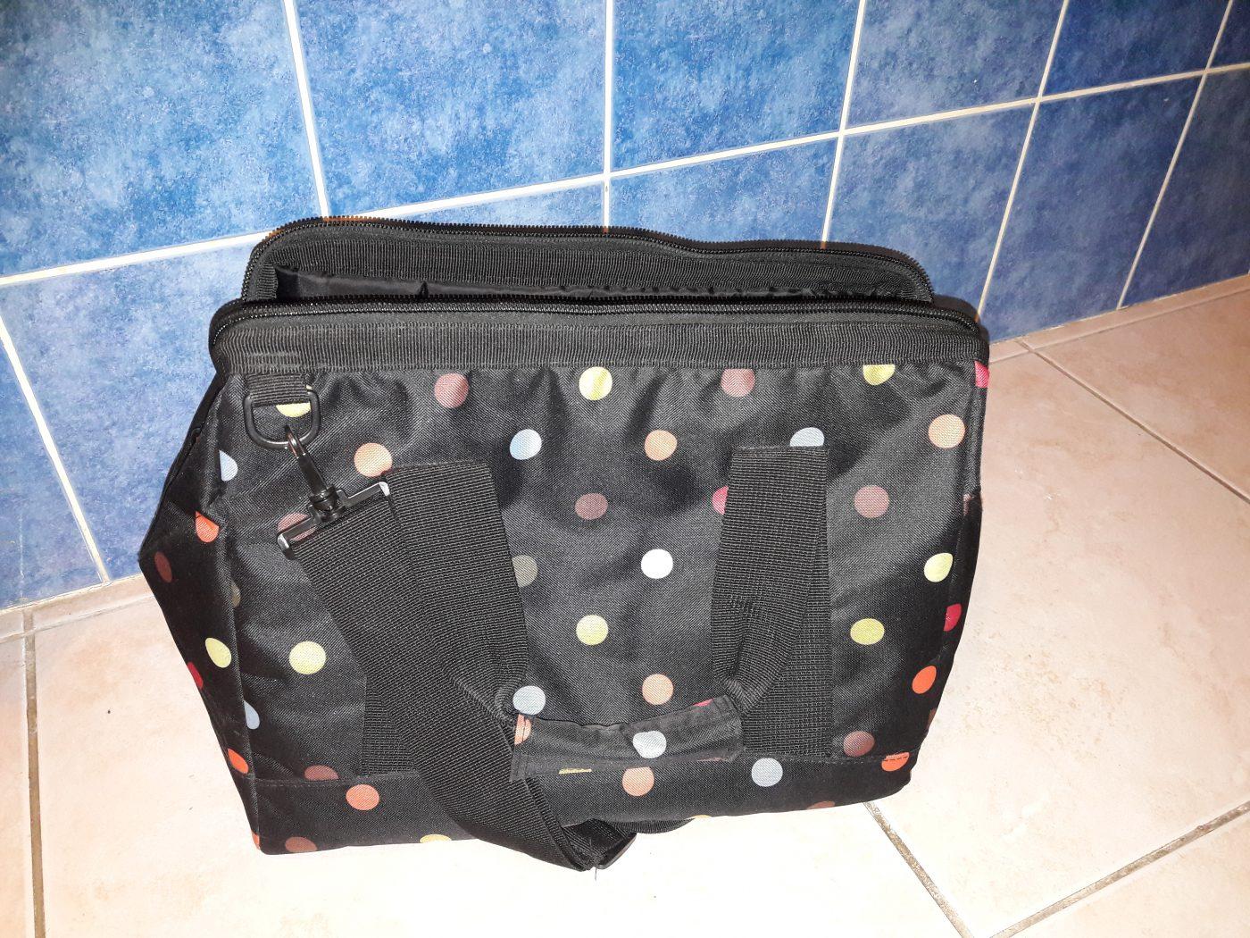 J'ai testé pour vous le sac de voyage Reisenthel