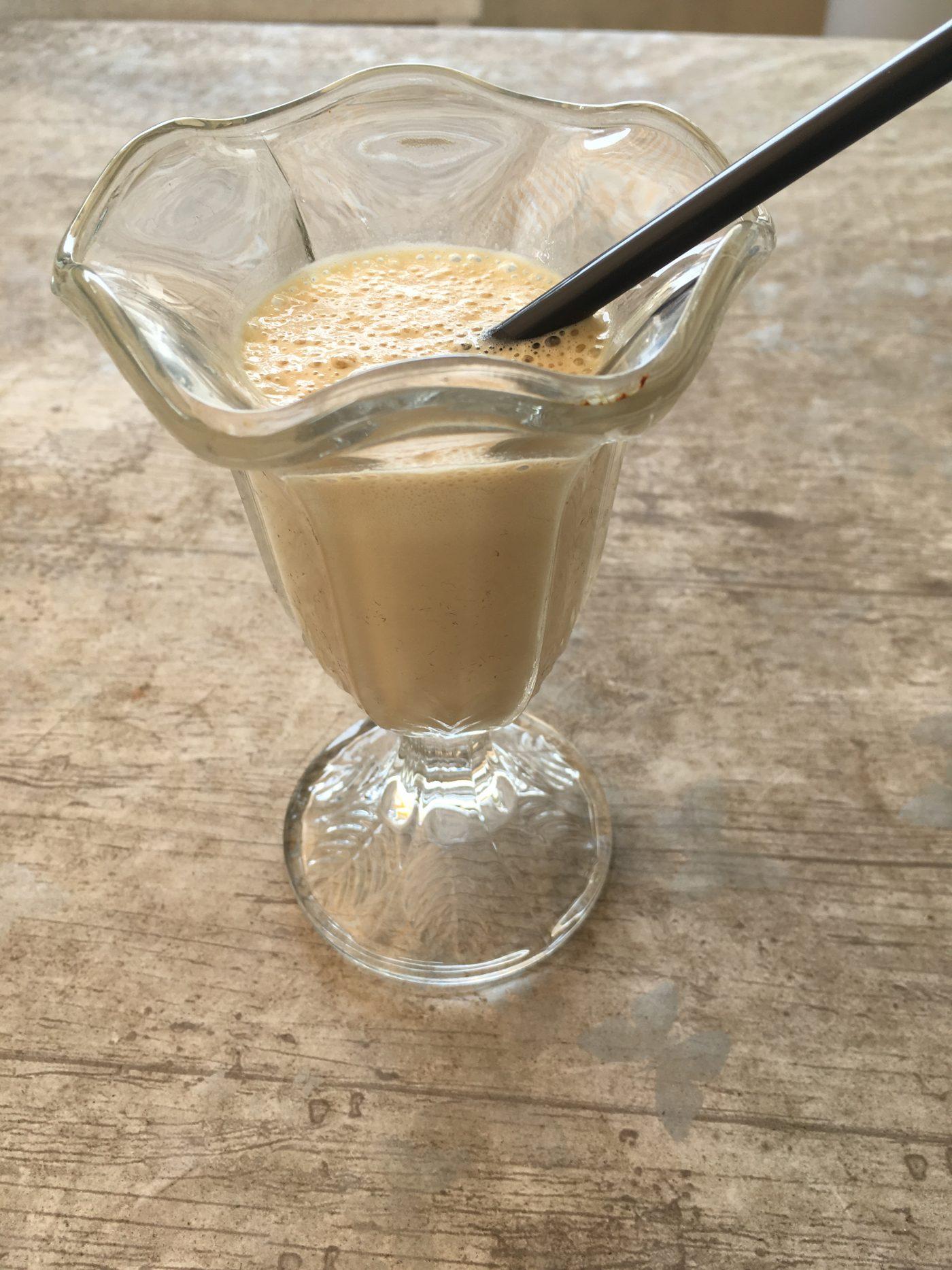 Vite fait… Mon café glacé frappé !