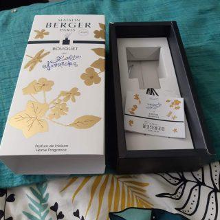 J'ai testé le bouquet parfumé Lolita Lempicka