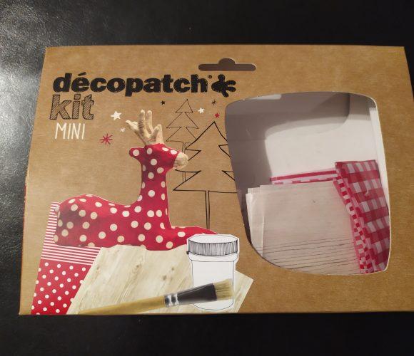 J'ai testé pour vous un kit decopatch