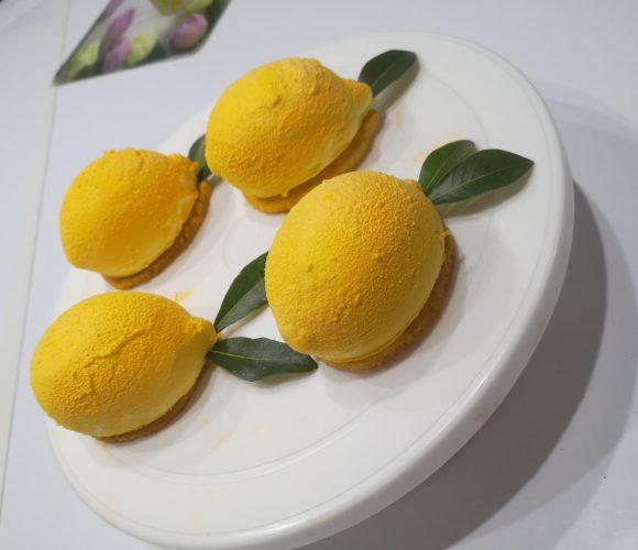J'ai testé pour vous le moule silikomart limone et le spray velours jaune !