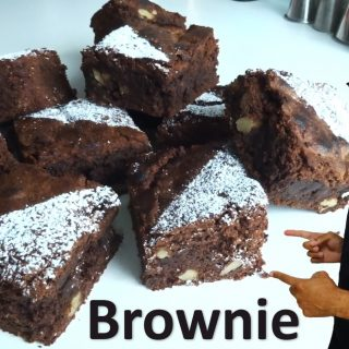 BROWNIE SIMPLE ET RAPIDE
