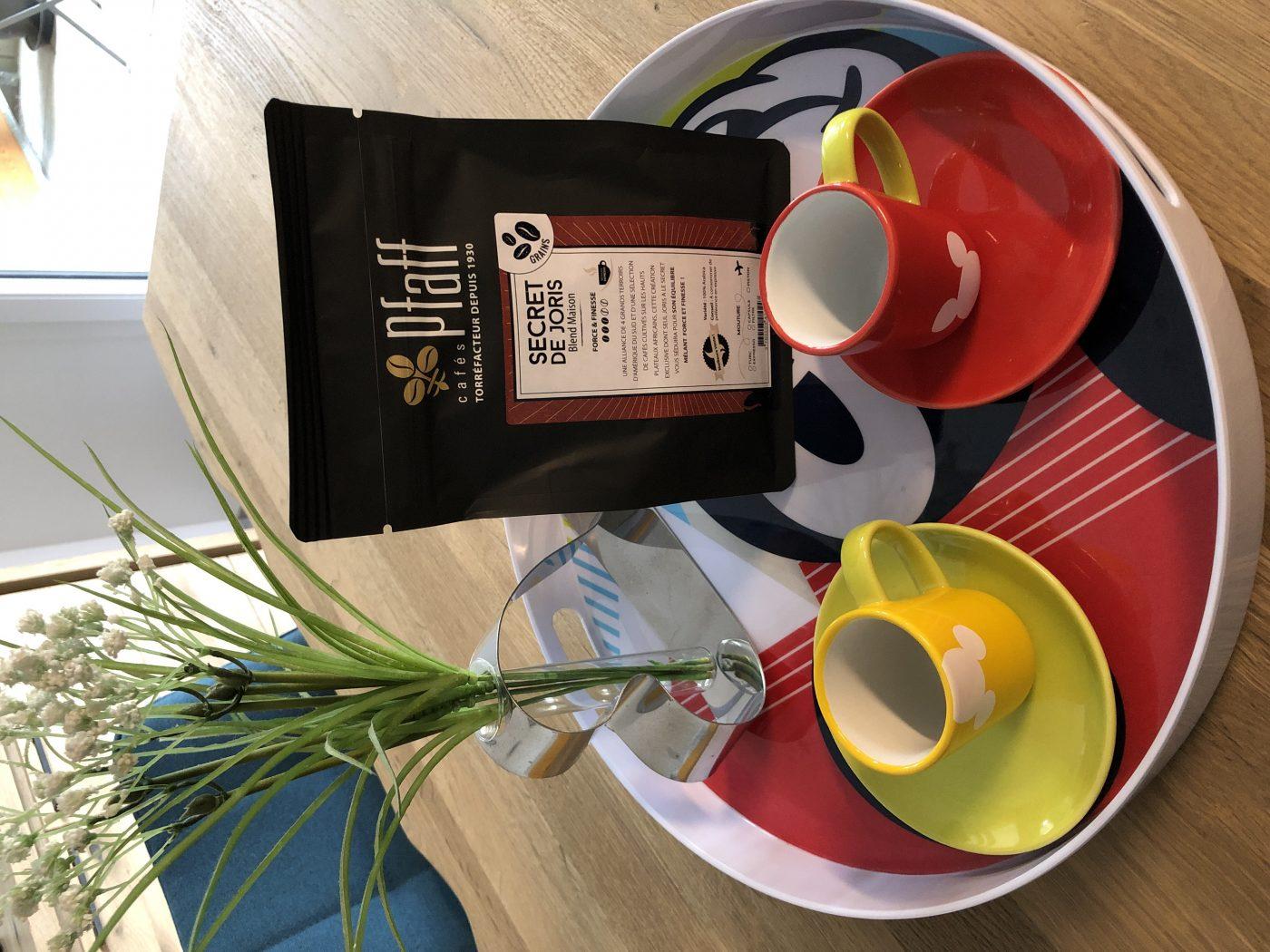 J'ai testé pour vous pFAFF CAFÉ SECRET DE JORIS BLEND MAISOB