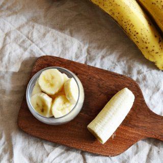 Masque nourrissant à la banane!