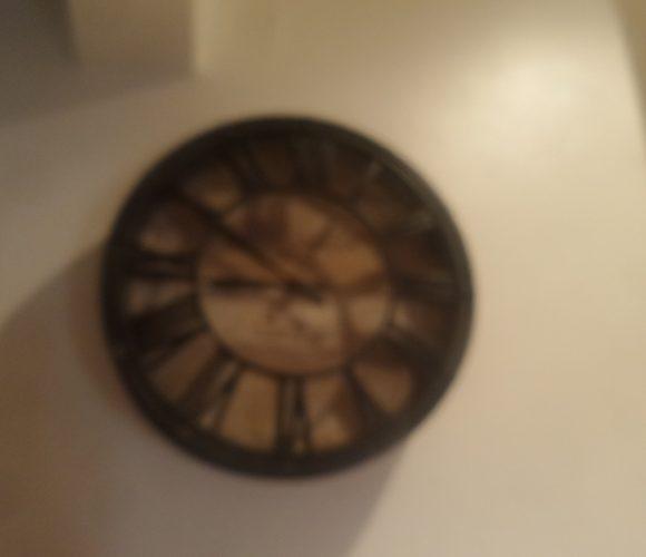 J'ai testé pour vous petite horloge