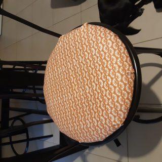 Galette de chaise customisé