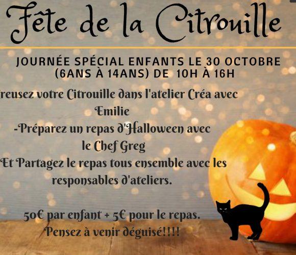 Fête de La citrouille dans votre magasin Zodio de Sainte Geneviève des Bois
