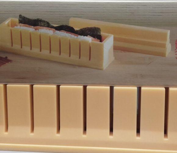 J'ai testé pour vous sushi maker Kitchen craft