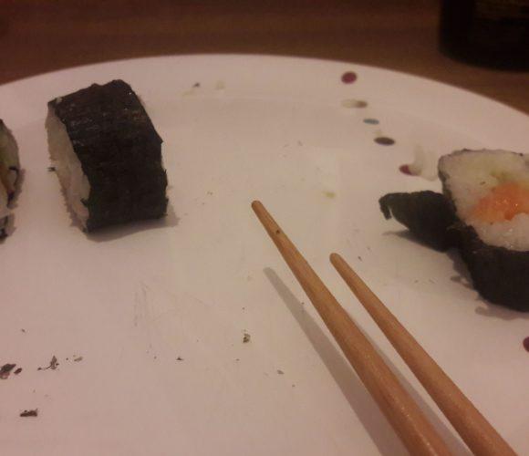Atelier Cuisine japonaise avec le chef Grégory