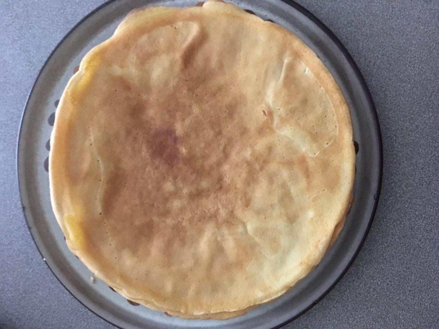 Oups… J'ai oublié d'acheter du beurre : Ma recette de crêpe sans beurre.