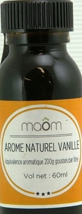 J'ai testé pour vous extrait de vanille Maôm
