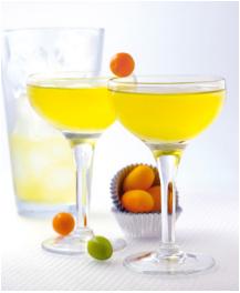 Yuzu Story cocktail
