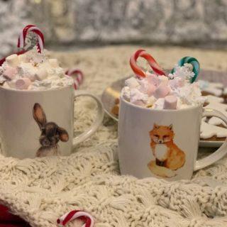 Mes jolies tasses de Noël !