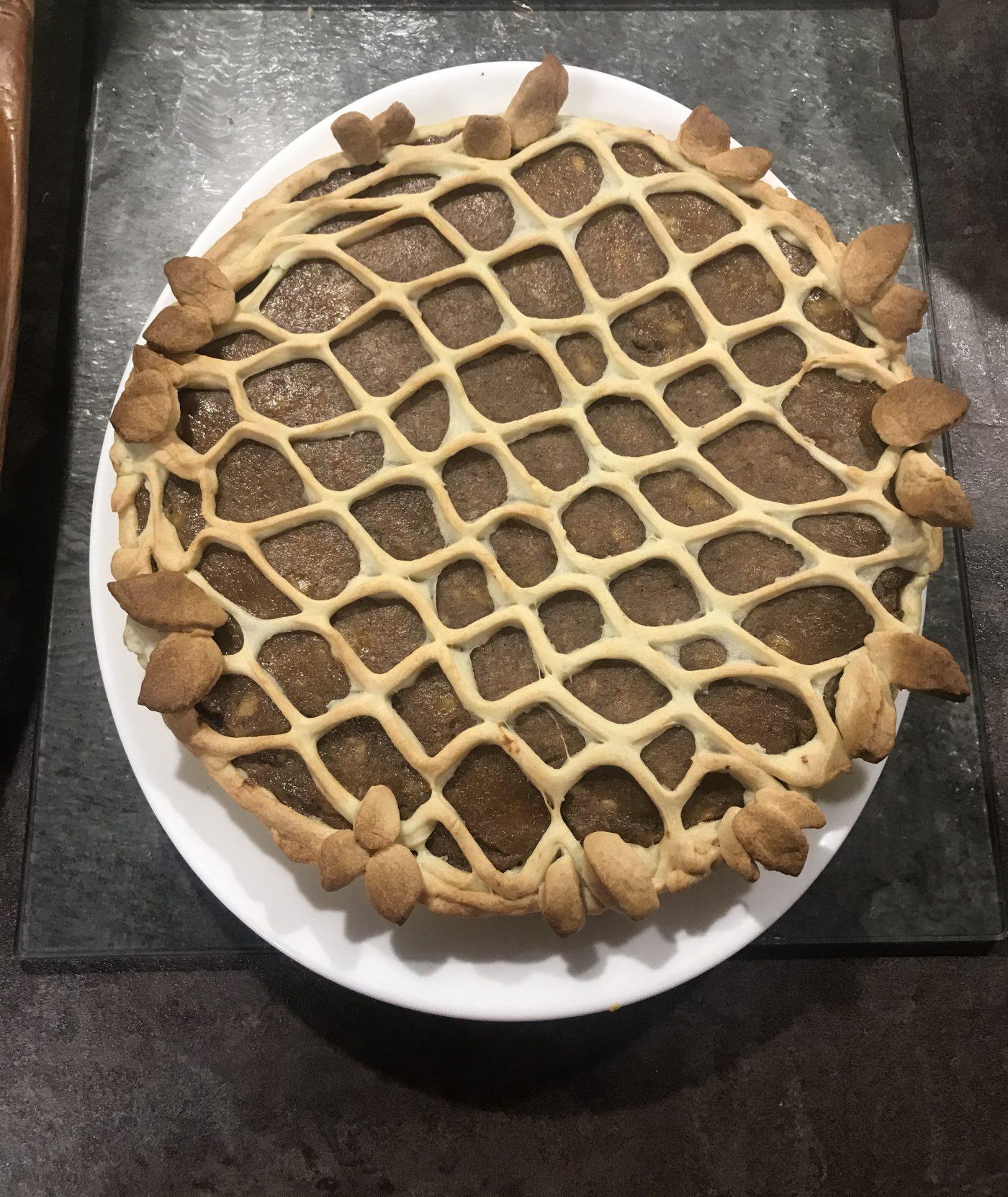 tarte à la banane recette mauricienne
