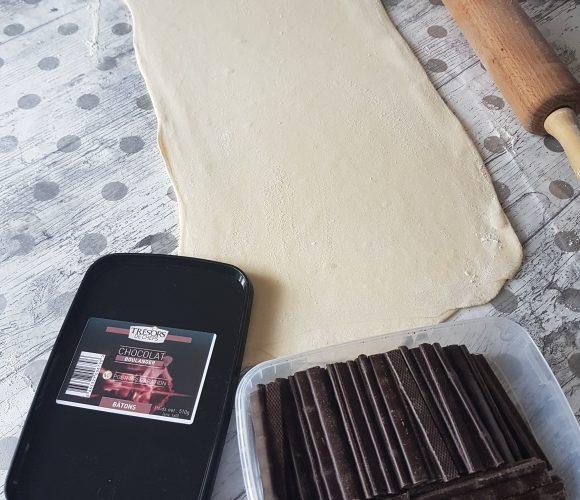 J'ai testé pour vous batons chocolat boulanger