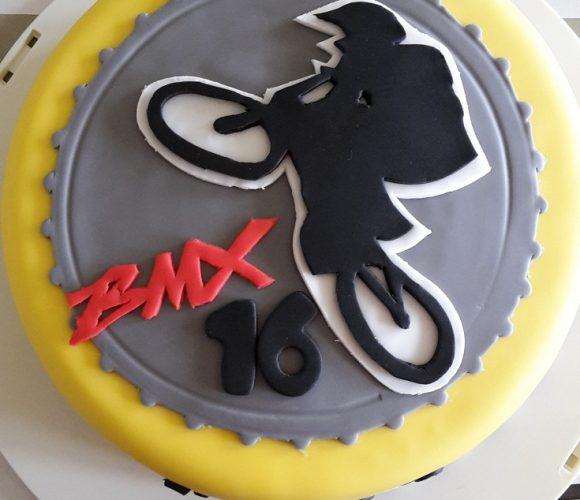 Pour une fan de BMX
