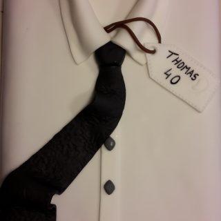 chemise/cravate