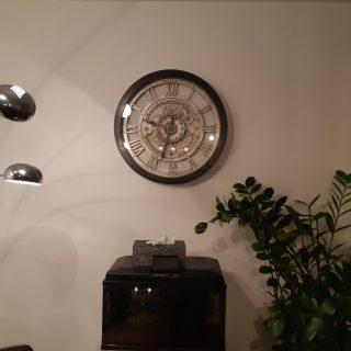 L'horloge engrenage