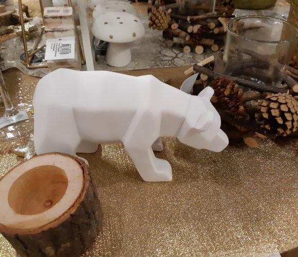 J'ai testé pour vous mon Ours blanc