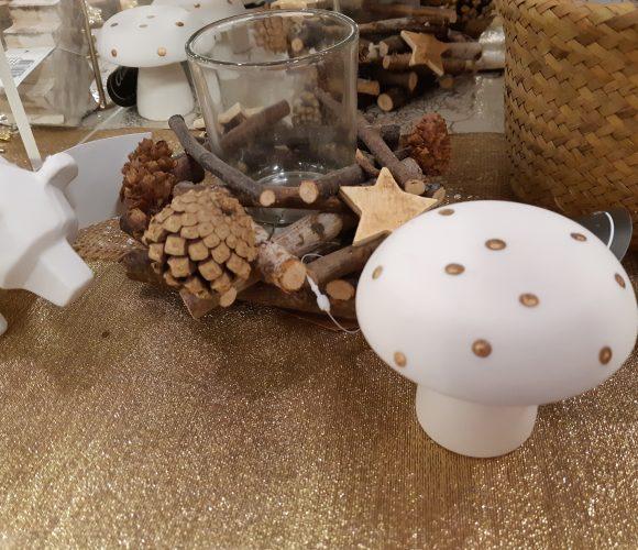 J'ai testé pour vous mon champignon blanc a pois