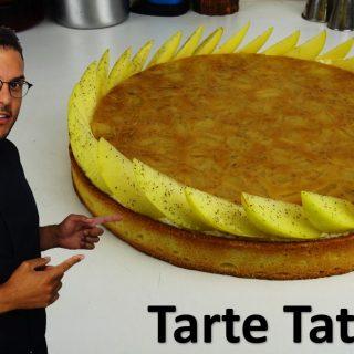 TARTE TATIN revisitée