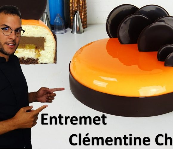 ENTREMET CLÉMENTINE CHOCOLAT