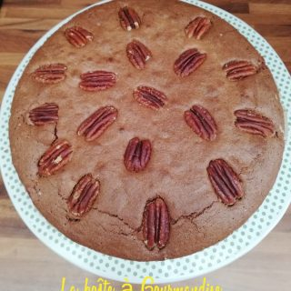 Brownie noix pécan
