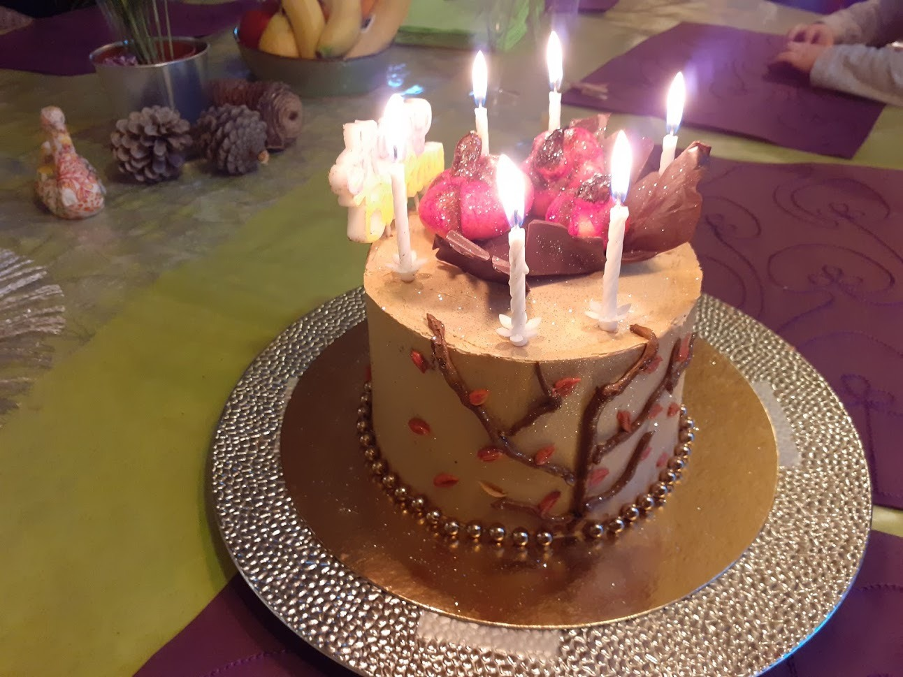 Layer cake Automne