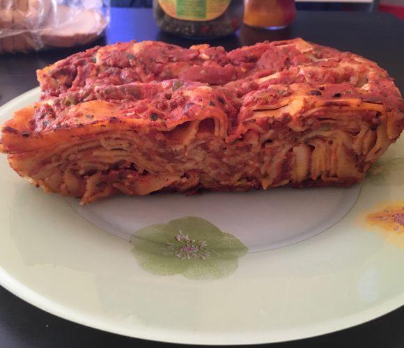 Ma recette de lasagne à la sicilienne, un régal !