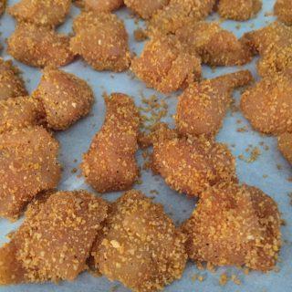 Mes Nuggets Maison au four !!