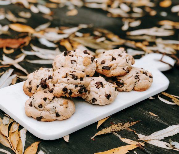 Cookies choco – noisettes